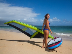 NEW Windsurf I-Rigs at Sportif Centres